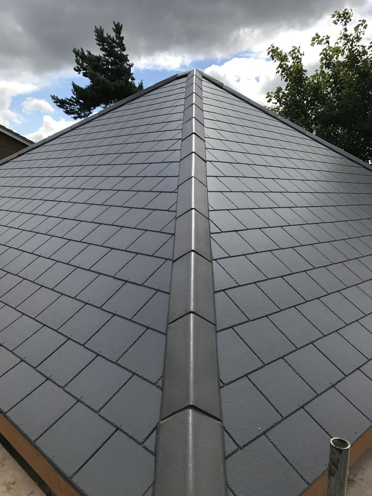 New Slate and Tiled Roofs