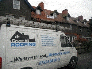 Cover All Roofing, Burton on Trent